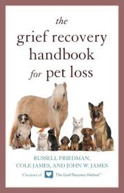 pet loss books